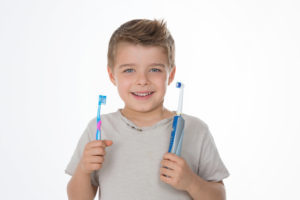 spazzolino elettrico o manual