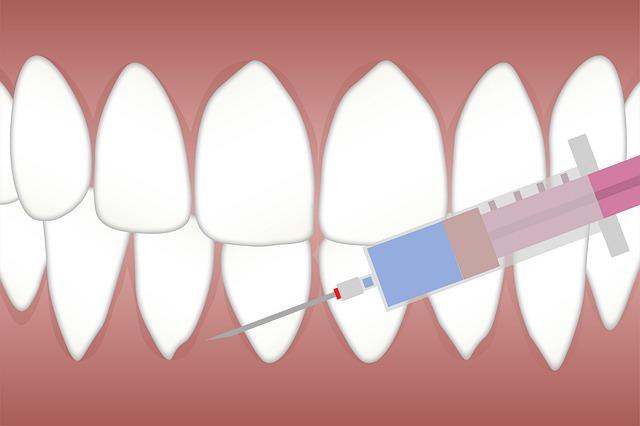 anestesia dentista